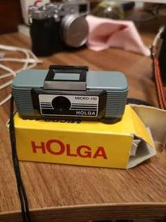 Holga 110 mini 相機 lomograpgy
