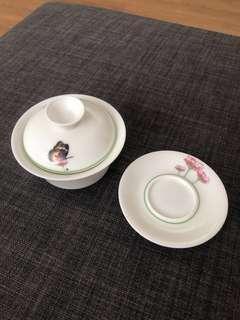 Knew SK decorative Tea cup