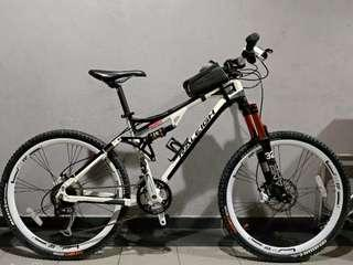 Raleigh MTB full suspension
