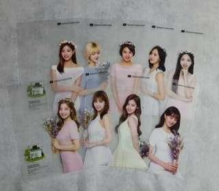 Twice Nature Collection L-Holder