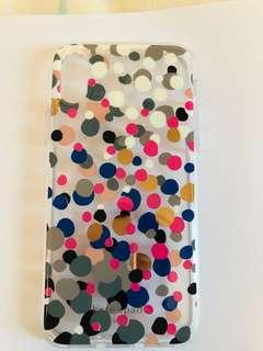 iPhone Case Kate spade 彩色波點