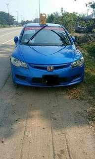 Honda civic fd 1.8 (A)