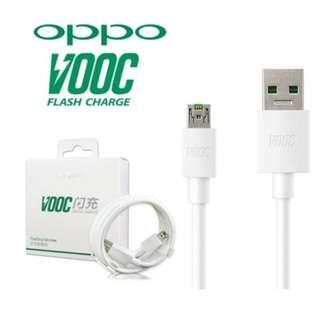 Original Oppo Vooc Super Quick Flash Fast Charge Micro Cable