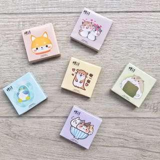 🚚 Stationery Grab Bag #15 🌈 Bujo Sticker Grab Bag