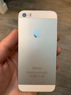 iPhone 5s 16gb 銀色