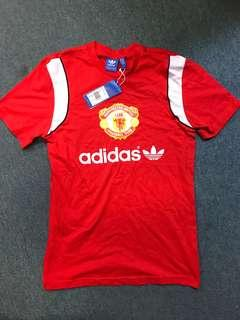 Manchester United Adidas Originals 1985 t-shirt S BNWT