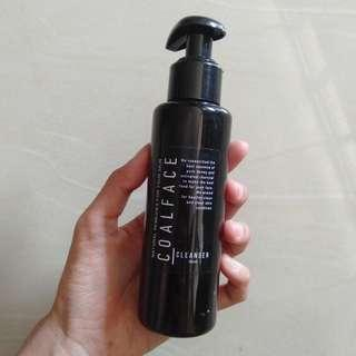 Free postage Coal face Cleanser