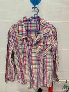 Wind Kwalten long sleeve shirt for boy