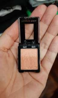 Foundation Manual Coral Pink Eyeshadow