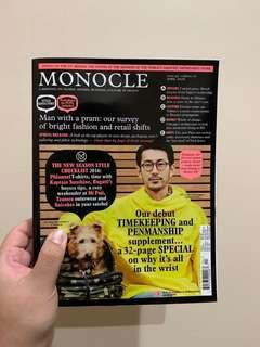 Monocle Issue 92, Vol. 10 [ENG]