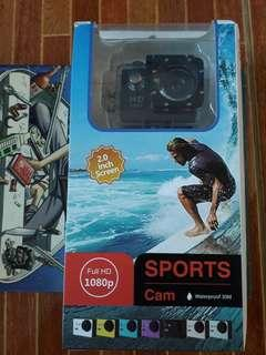 Sports Cam REPRICED P600!!!