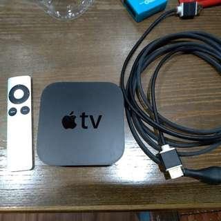 售 Apple TV 3代 型號:A1469