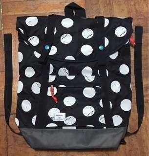 [服飾]hellolulu 大圓點背包 背囊 big dots all day backpack