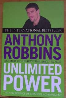 🚚 Unlimited Power - Anthony Robbins (Brand New Paperback)