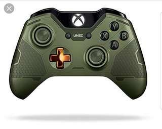 BNIB sealed HALO 5 Xbox One Controller limited edition