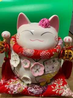 🚚 Fortune Cat