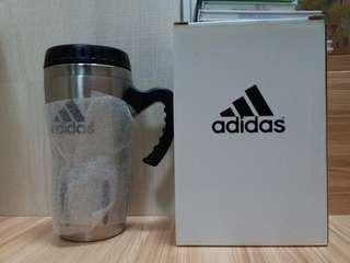 全新Adidas 保溫杯