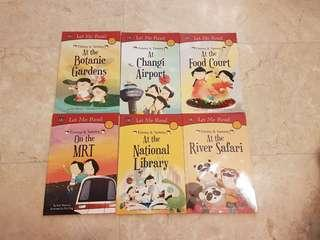 Let Me Read Level 1 Timmy and Tammy 6 Books Brand New