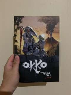 OKKO The Cycle of Fire [ENG]
