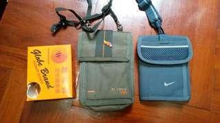 旅行小手袋。証件袋 Nike