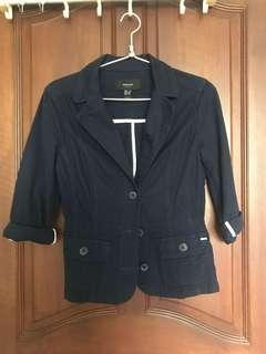 🚚 BN Brand New Mango Navy blazer
