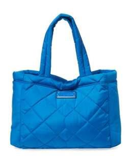 Marc Jacobs Small Quilted Nylon Tote