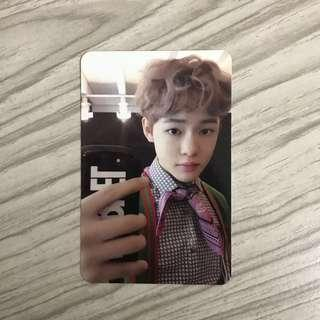 WTT/WTS Chenle The First MFAL NCT Dream Official Photocard