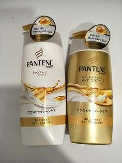 Pantene shampoo + conditioner (ori $31)