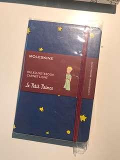 Moleskine x 小王子限量版 notebook