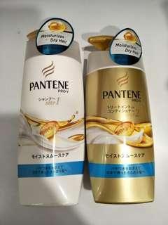 Pantene shampoo +conditioner (ori $31)