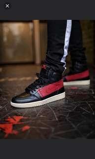 Nike Air jordan 1 Defiant Counture Us 8.5