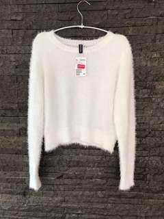 Furr Sweater by Divided H&M