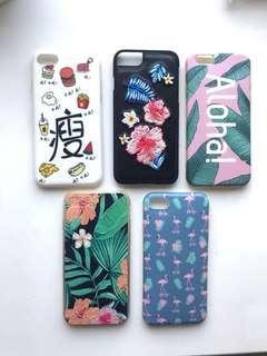 🚚 iPhone 7/8 Cases