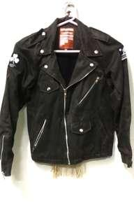 Leather Jacket anti bara