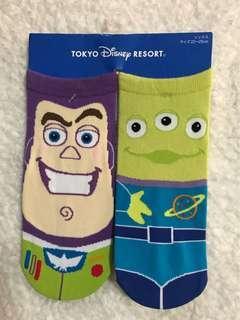 🚚 DISNEY (Tokyo Disneyland) Toy Story ankle socks