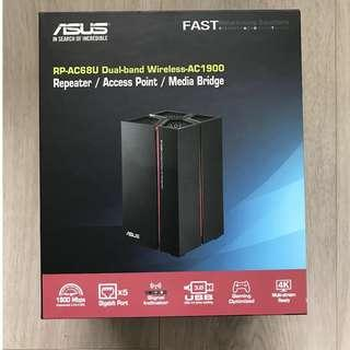 RP-AC68U Dual Band Wireless-AC 1900 (Repeater/Access Point/Media Bridge)