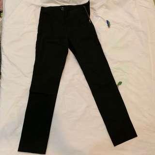 H&M black pants