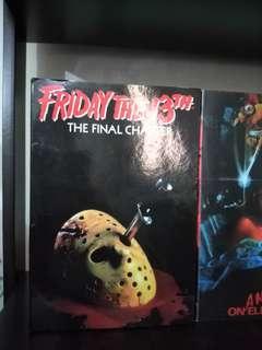 Neca Friday 13th Last Chapter Jason