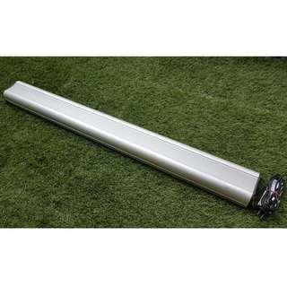 * A - Lighting for Aquarium Fish Tank - 1 meter long with 2 x T8 25 watts colour tubes