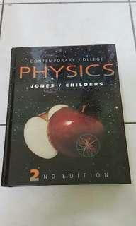 Comtemporary College Physics 2nd edition