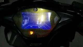Yamaha areox 155/nvx 155 pink starlight