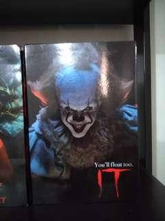 Neca IT 2018 PENNYWISE BLOODY