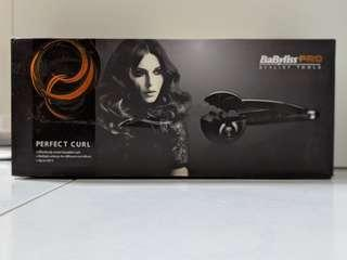 🚚 Babyliss PRO Miracurl Perfect Curl Hair Curler fan