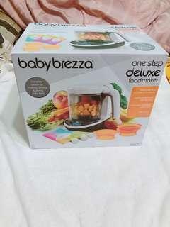 babybrezza副食品調理機(數位版)