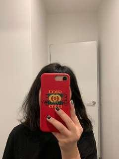 GUCCI Iphone 7 Plus Case