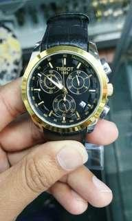 Tissot watch 1 years warranty