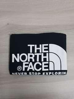 The north face black tee