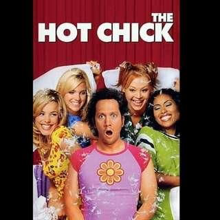 [Rent-A-Movie] THE HOT CHICK (2002)