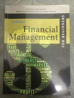 Financial management for beginners. 4th edition