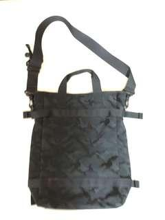 Narifuri Jacquard Camouflage Weekend Shoulder Bag (NF-1061)